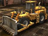 3D Parking Construction Site