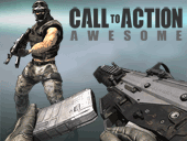 Call to Action Awesome by crazygames888