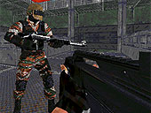 Combat Shooter 3D by crazygames888