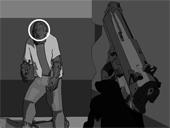 Mr Vengeance Act 3 Zombie