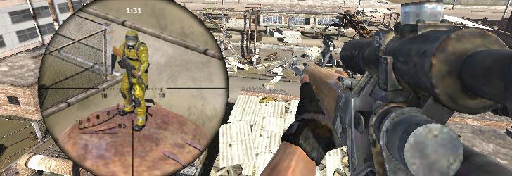 Dead Zone Sniper