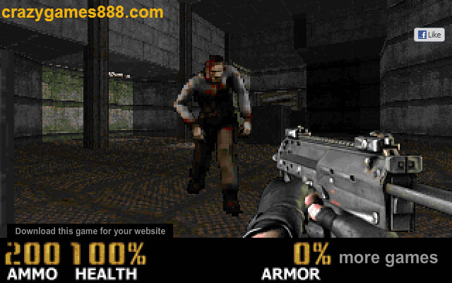 لعبة Shooter Zombies
