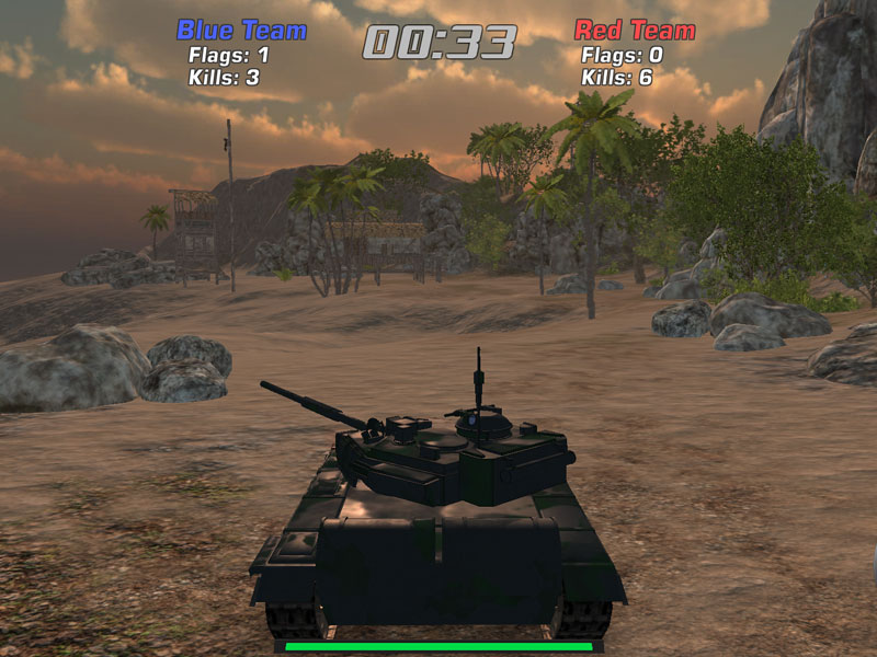 Play Tank Off on G55 CO